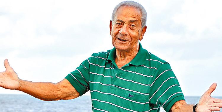 Roberto Silva deixa saudade